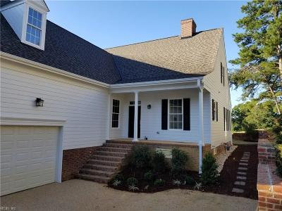 Fords Colony Residential For Sale: 125 Hollinwell