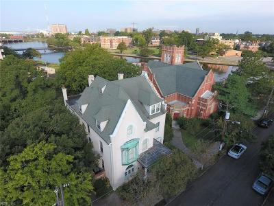 Norfolk Residential For Sale: 735 Yarmouth St