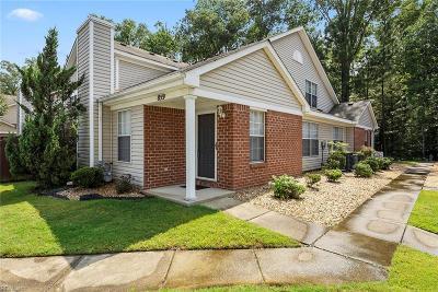 Newport News Residential For Sale: 859 Miller Creek Ln