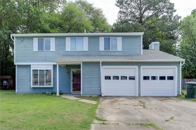 Newport News Residential For Sale: 731 Chatsworth Dr
