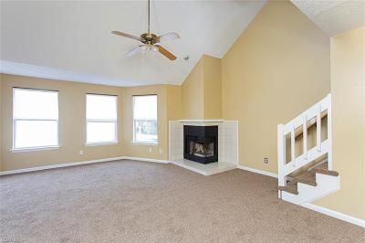 Newport News Residential For Sale: 614 Mary Robert Ln #206