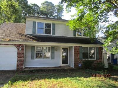 Newport News Residential For Sale: 918 Kentwell Ct