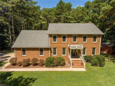 Chesapeake Residential For Sale: 1900 Hallmark Way