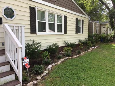 Newport News Residential For Sale: 614 Willow Dr