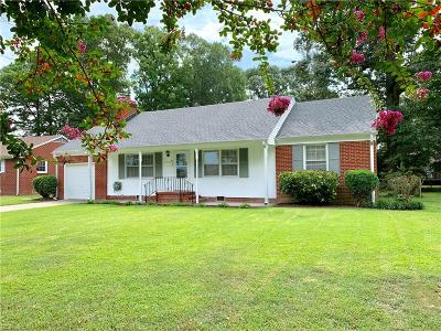 Newport News Residential For Sale: 10 Rebecca Pl