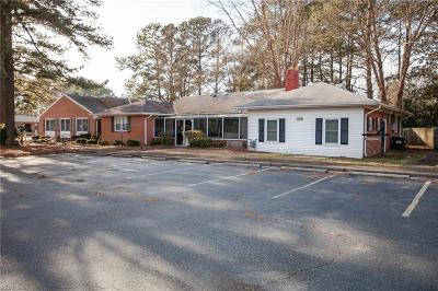 Chesapeake Residential For Sale: 1012 N George Washington Hwy