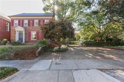Norfolk Residential For Sale: 825 Graydon Ave