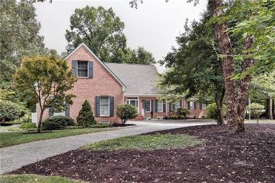 Fords Colony Residential Under Contract: 100 Pinehurst