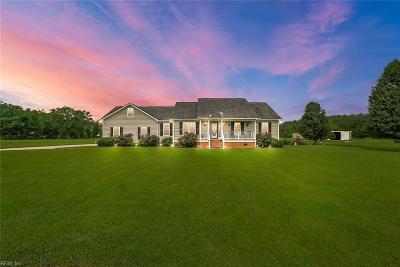 Chesapeake Residential For Sale: 4808 Ballahack Rd