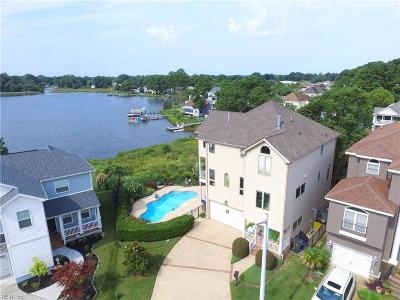 Norfolk Residential For Sale: 9505 9th Bay St
