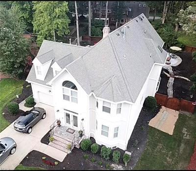 Chesapeake Residential For Sale: 267 Marsh Island Dr