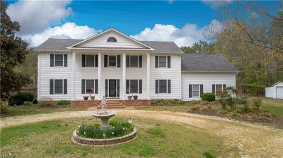 Chesapeake Residential For Sale: 1912 Heathway Trl