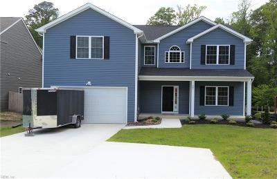 Newport News Residential New Listing: 287 Richneck Rd