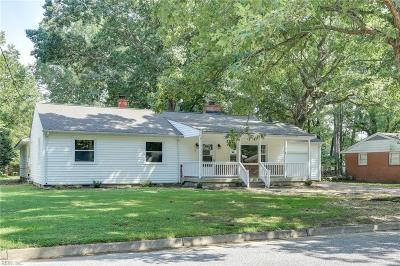 Newport News Residential New Listing: 16 Richland Dr