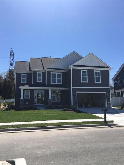 Chesapeake Residential Under Contract: 2056 Ferguson Loop