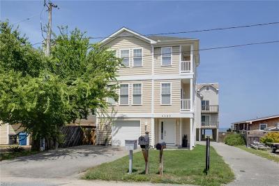 Virginia Beach Residential New Listing: 4480 Ocean View Ave