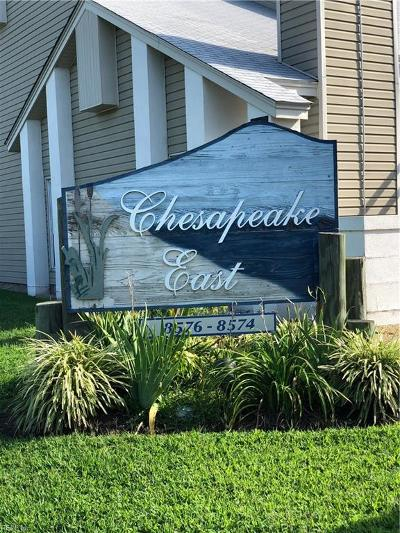 Norfolk Residential New Listing: 8576 Chesapeake Blvd Blvd #113