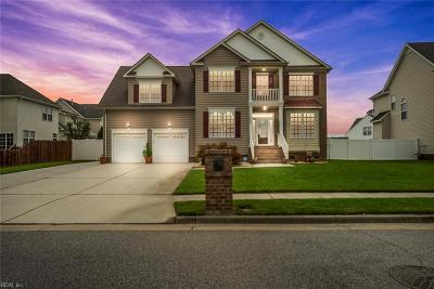 Virginia Beach Residential New Listing: 1804 Haby Ln