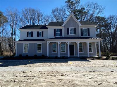 Virginia Beach Residential New Listing: 3012 Andrews Ct