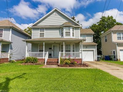 Newport News Residential New Listing: 641 28th St