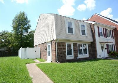 Virginia Beach Residential New Listing: 1233 White Birch Lane Ln