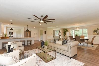 Virginia Beach Residential New Listing: 2008 Ridge End Rd