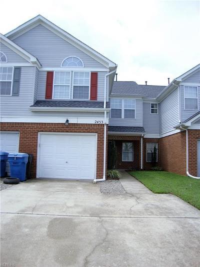 Virginia Beach Residential New Listing: 2453 Dillingham Rd