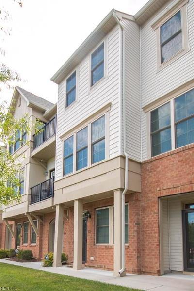 Newport News Residential New Listing: 112 Zenith Loop