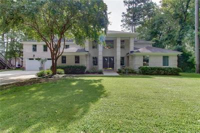 Virginia Beach Residential New Listing: 628 Greentree Dr