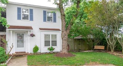 Virginia Beach Residential New Listing: 1526 Fairfax Dr