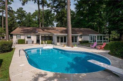 Virginia Beach Residential New Listing: 2257 Wind Branch Cir