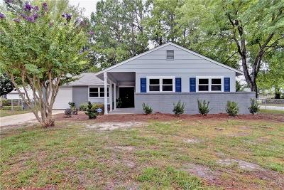 Hampton Residential New Listing: 3412 Hardee Ct
