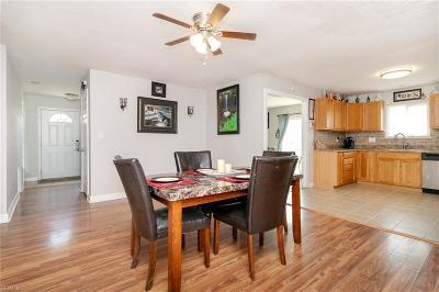 Virginia Beach Residential New Listing: 1653 Kilt Street St