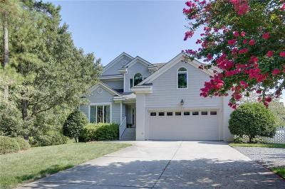 Virginia Beach Residential New Listing: 332 Bay Colony Dr
