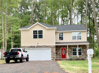 Suffolk Residential New Listing: 4224 Dayle Acres Rd