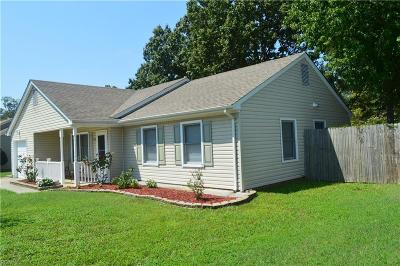 Newport News Residential New Listing: 728 Terrace Dr