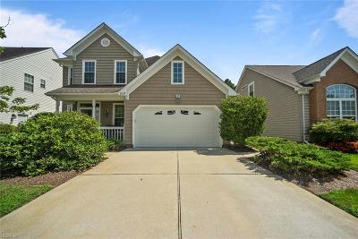 Virginia Beach Residential New Listing: 2625 Majesty Ln