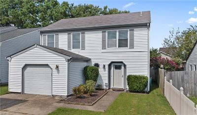 Virginia Beach Residential New Listing: 1848 John Brown Ln