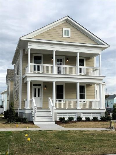 Norfolk Residential Under Contract: 9620 5th Bay St