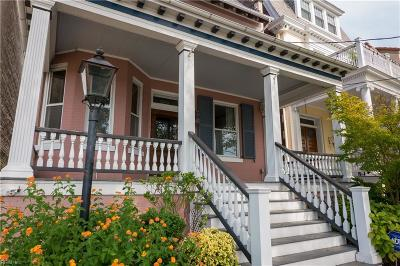 Norfolk Residential New Listing: 524 Mowbray Arch