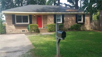 Rental New Listing: 900 Bailey Pl