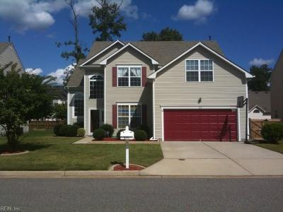 Newport News Residential New Listing: 835 Wyemouth Dr