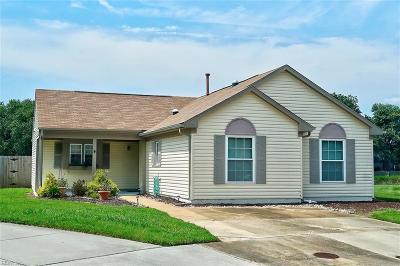 Virginia Beach Residential New Listing: 1001 Wellsford Ct