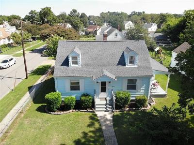 Norfolk Residential New Listing: 3824 Robin Hood Rd