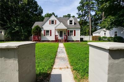 Newport News Residential New Listing: 11 Howard Ct