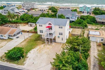 Sandbridge Beach Residential For Sale: 2928 Sandpiper Rd