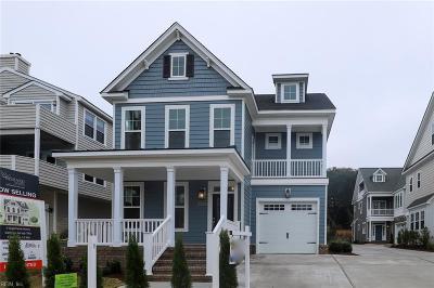 Virginia Beach Residential New Listing: 8100 Atlantic Ave #A
