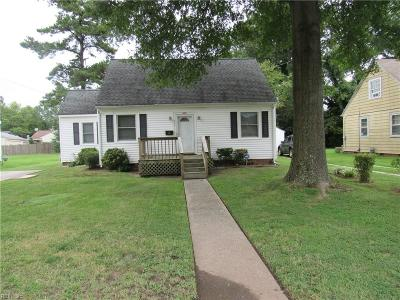 Hampton Residential New Listing: 514 Homestead Ave