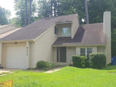 Rental New Listing: 711 Longleaf Ln
