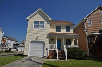 Rental New Listing: 1604 W. Ocean View Ave